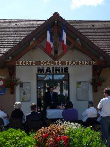 Mairie d'Ormes